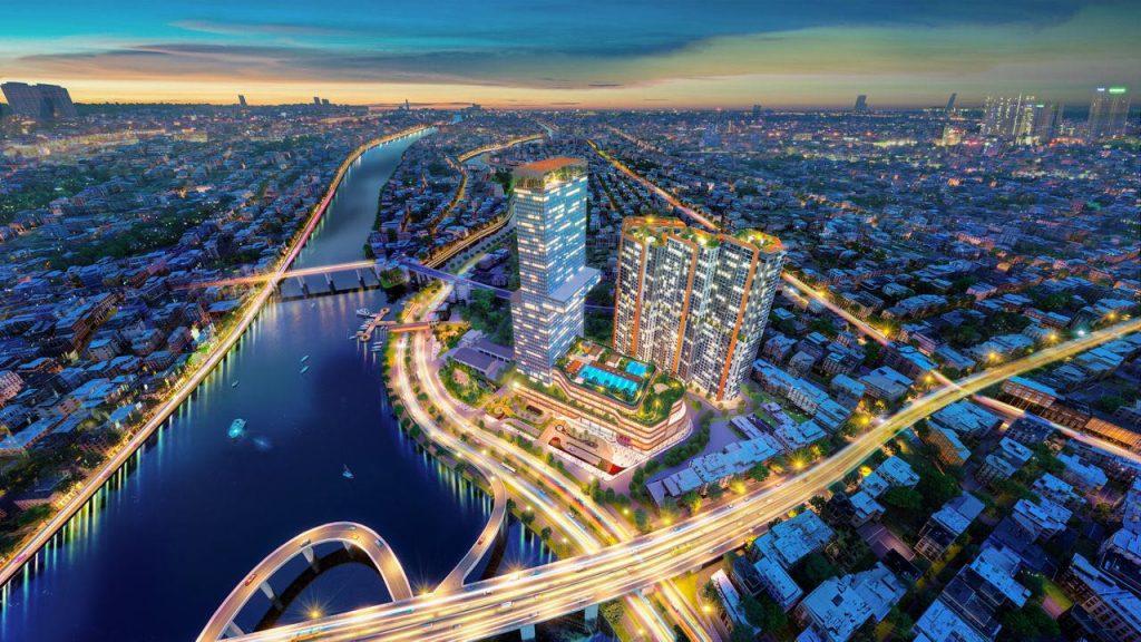 dự án dragon riverside city quận 5