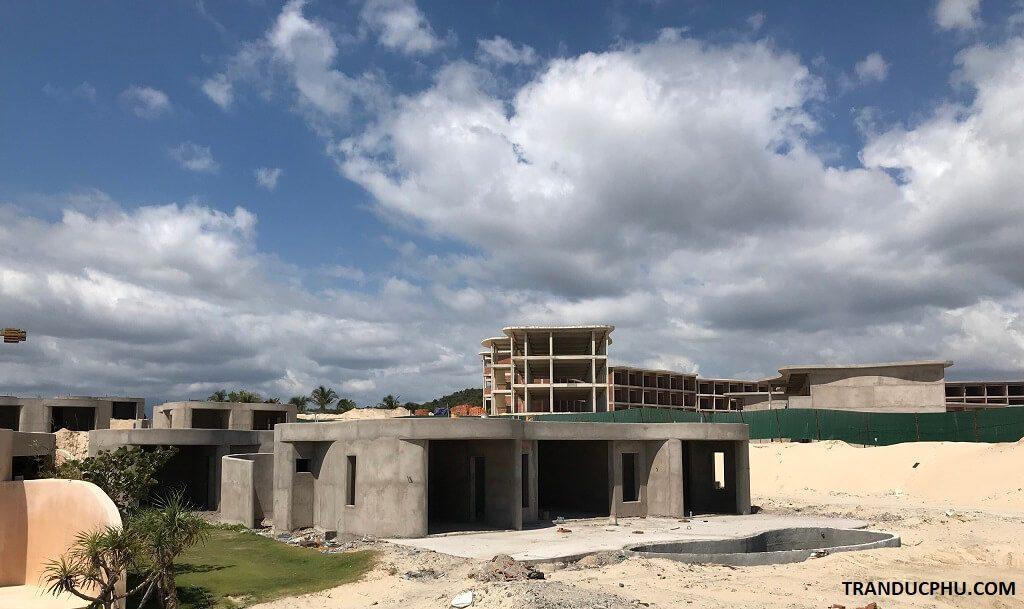 tiến độ xây dựng ana mandara cam ranh
