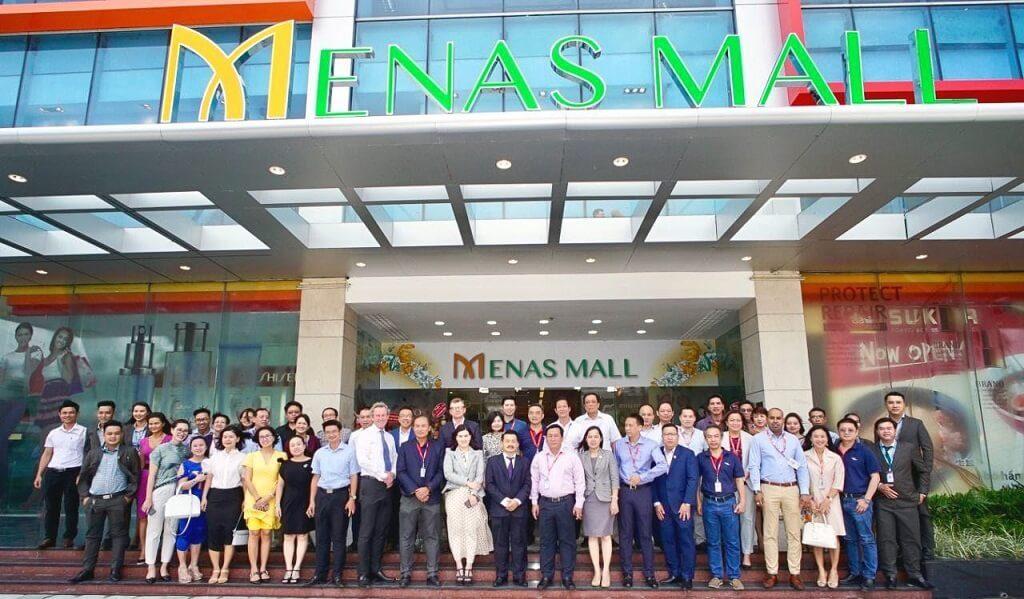 Sovico holdings kahi trương Menas Mall