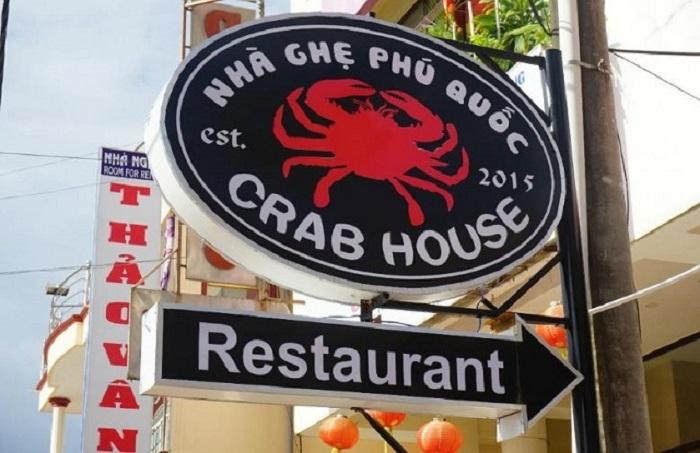 crab house – nhà ghẹ phú quốc