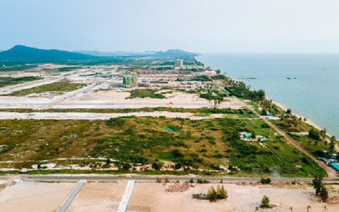 Tình hình đất Phú Quốc mới nhất