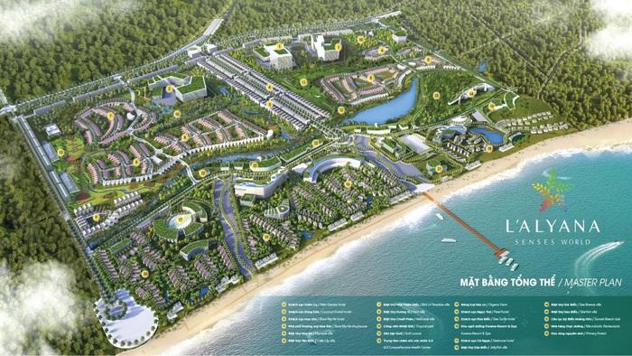 dự án của Công ty Cổ Phần Sài Gòn Sovico Phú Quốc