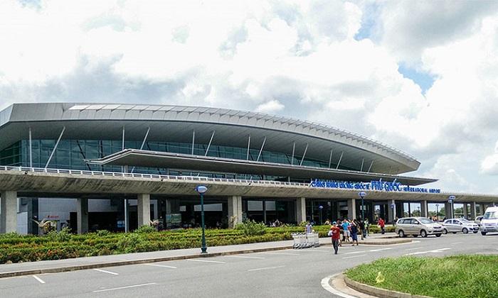 sơ đồ sân bay phú quốc
