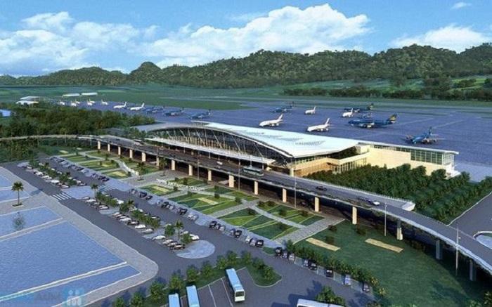 Sân bay Phú Quốc cách trung tâm bao xa