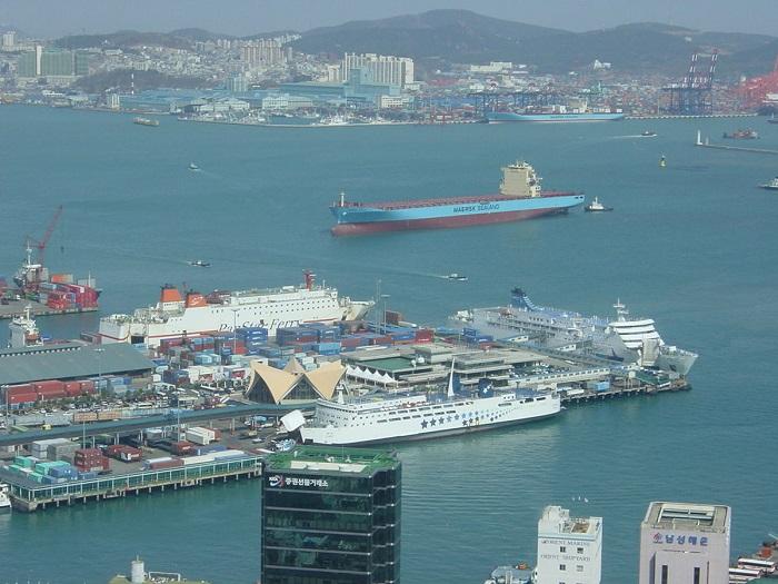 Tên cảng biển lớn nhất thế giới 2018