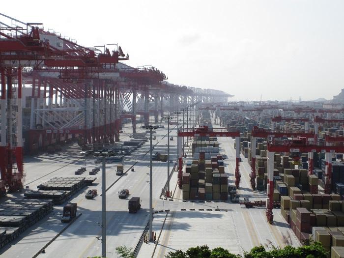 Top 100 cảng biển lớn nhất thế giới