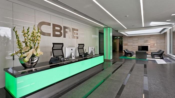 Property management CBRE
