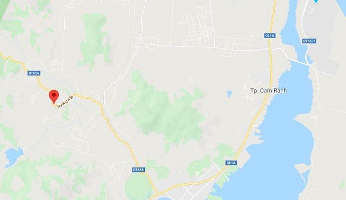 Thành phố Cam Ranh thuộc tỉnh nào