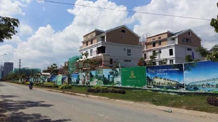 Khu đô thị Phú Mỹ Hưng tiếng Anh là gì