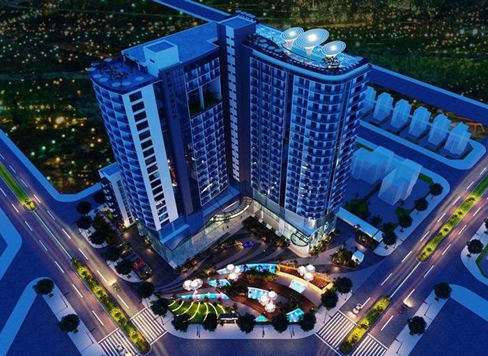 Dự an tòa nhà cao nhất Nha Trang