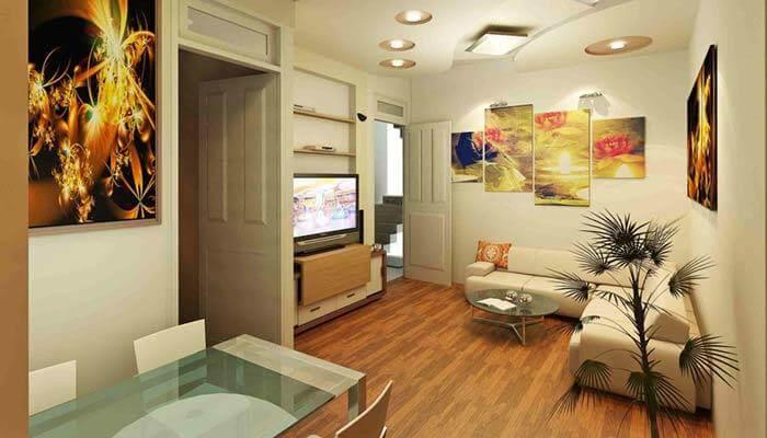 Quy trình mua căn hộ chung cư