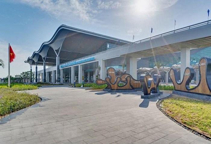 An ninh sân bay Cam Ranh