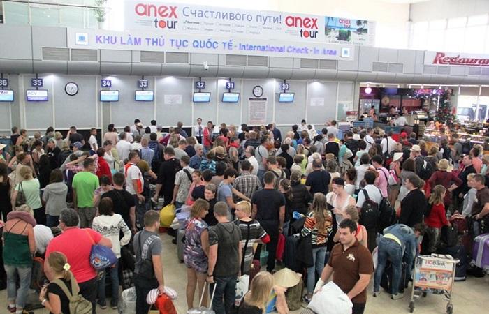 Hình ảnh sân bay Cam Ranh