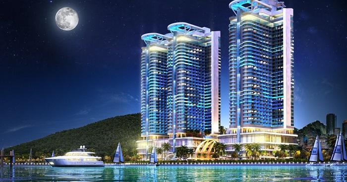 Các dự án nghỉ dưỡng ở Nha Trang