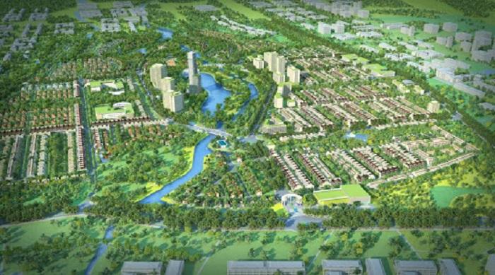 7 đô thị vệ tinh TPHCM