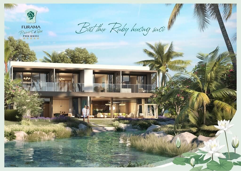 villa furama resort & spa phú quốc
