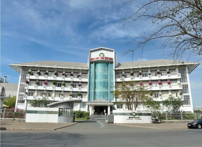 Bệnh viện nhân Tâm Nhà BE