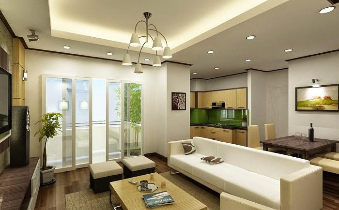 Căn hộ thiết kế 3 phòng ngủ luôn là sự lựa chọn tối ưu của nhiều gia đình hiện nay