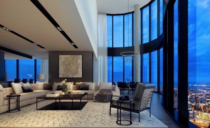 Dự án BĐS cung ứng căn hộ Duplex