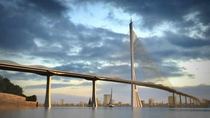 Cầu Cần Giờ - Vũng Tàu