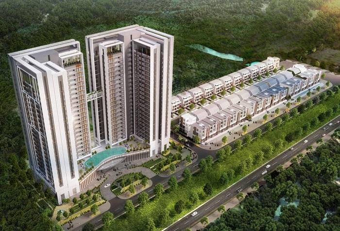 Dragon Hill Premier Nam Sài Gòn không gian sống lý tưởng cho mọi gia đình
