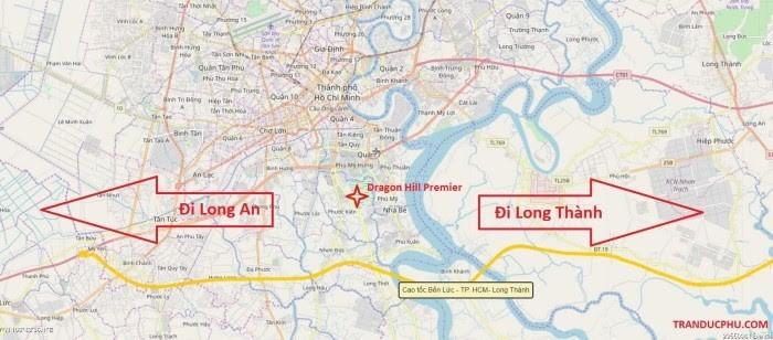 Dragon Hill Premier tâm điểm kết nối Đồng Nai và Long Thành