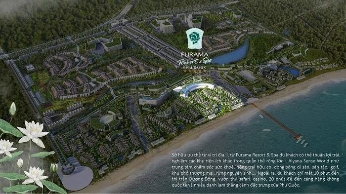 L'Alyana Senses World Phú Quốc đón tiềm năng mới nhờ quy hoạch cảng quốc tế