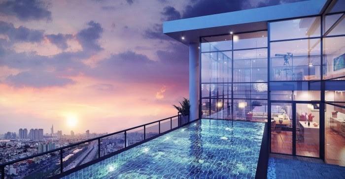 Sky villa la gì