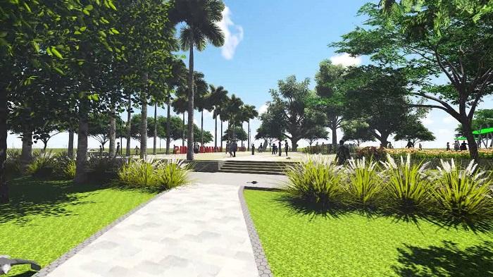 Công viên xanh-Tiện ích ngoại khu cần có của căn hộ