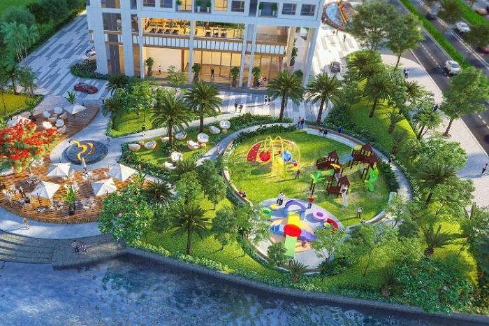 Tiện ích ngoại khu của dự án Dragon Hill Premier Nam Sài Gòn