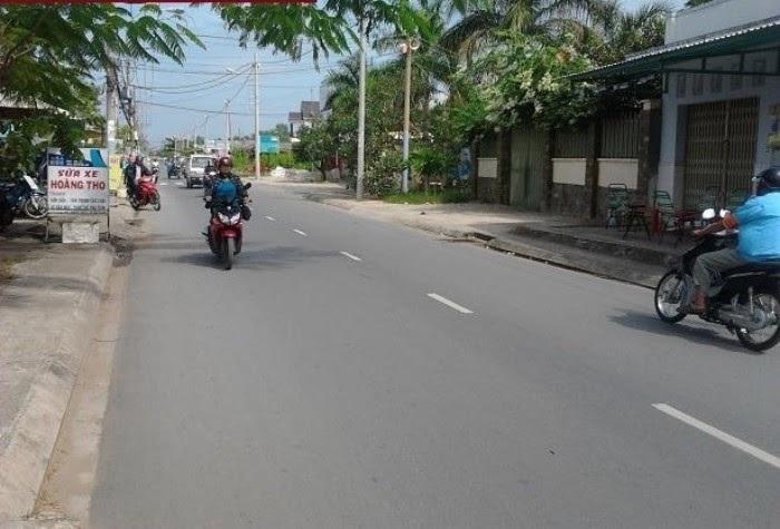 Lê Văn Lương - Tuyến đường sầm uất