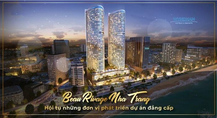 dự án condotel Beau Rivage Nha Trang