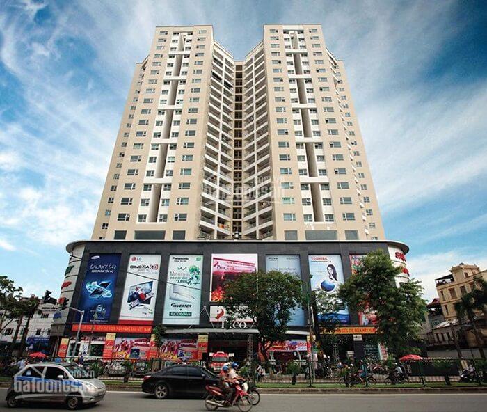Dự án Xuân Thuỷ Tower long giang land