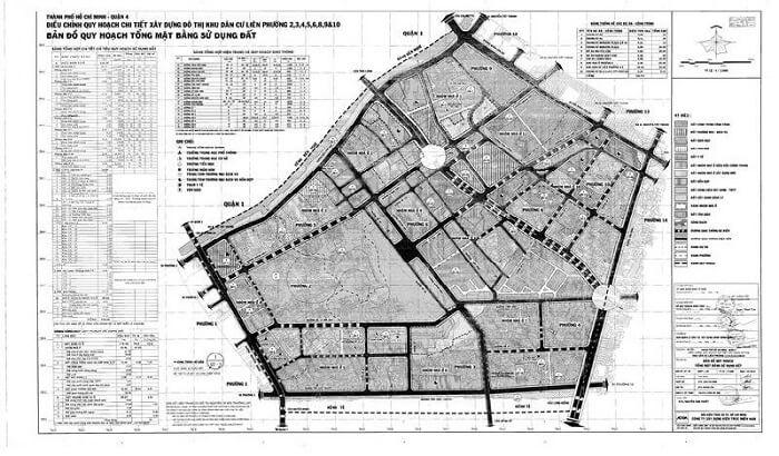 Thẩm quyền phê duyệt quy hoạch chi tiết 1/500