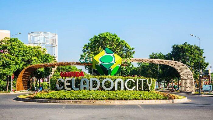 Tiện ích khu thương mại Celadon City