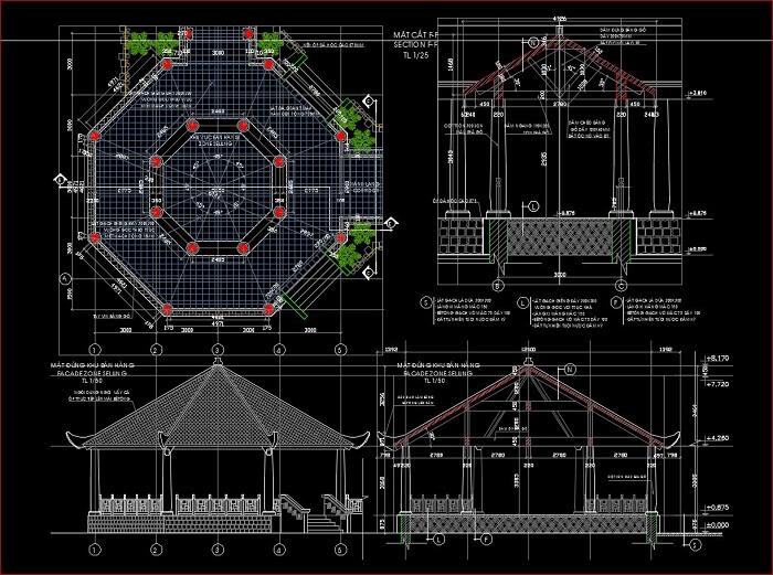 quy định về xây dựng công trình tôn giáo