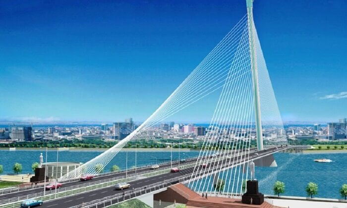 Tại sao không xây cầu Cát Lái