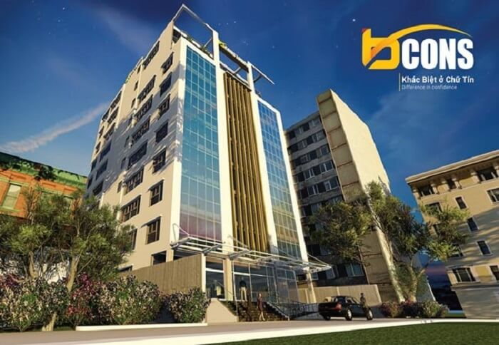 Công ty Cổ phần Địa ốc Bcons