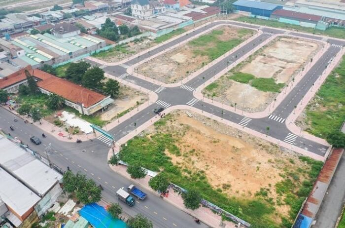 thủ tục pháp lý khi mua đất dự án