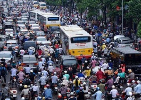Tốc độ đô thị hóa ở Việt Nam 2020