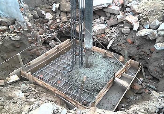 xử lý giếng cũ khi xây nhà
