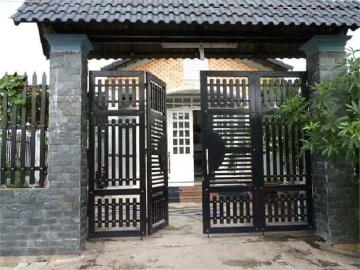 Cách chọn hướng cổng nhà