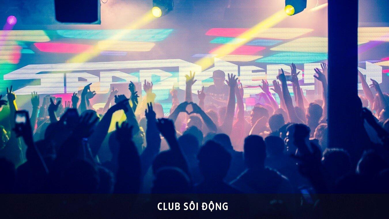 club sôi động