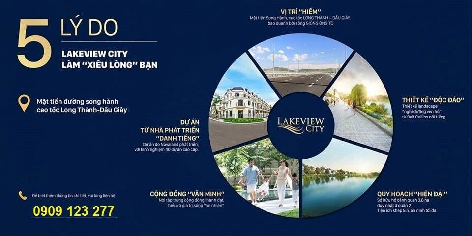 có nên mua lakeview city quận 2