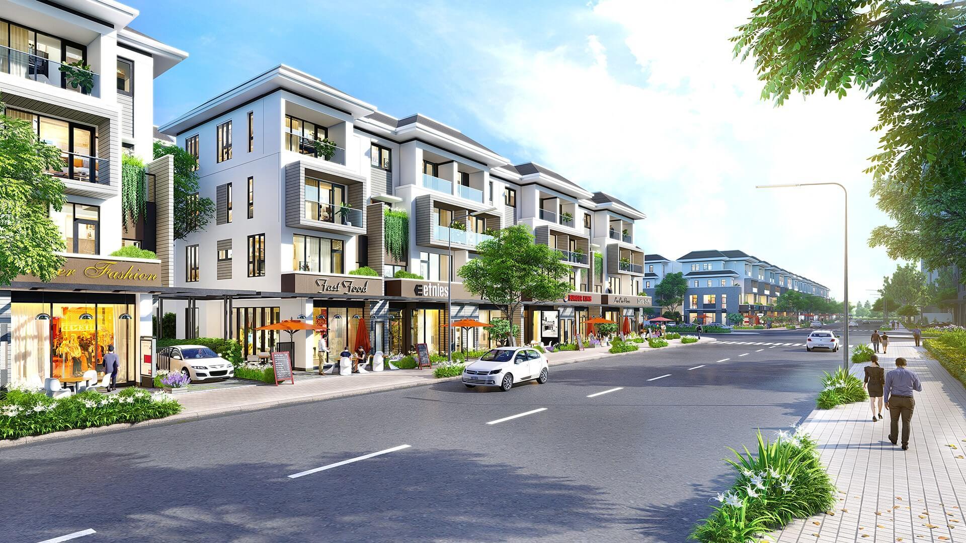 Dự án Lavila Đông Sài Gòn