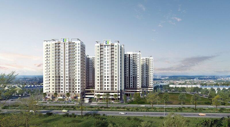 các dự án của chủ đầu tư Khang Điền