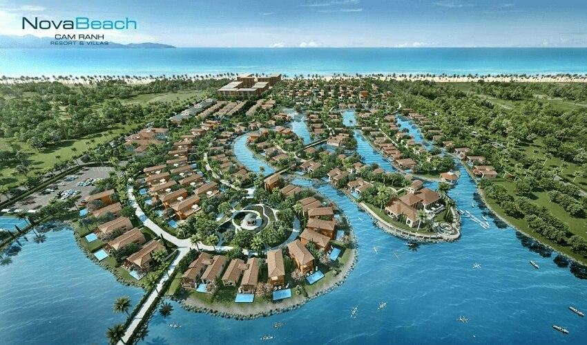 NovaBeach Cam Ranh novaland