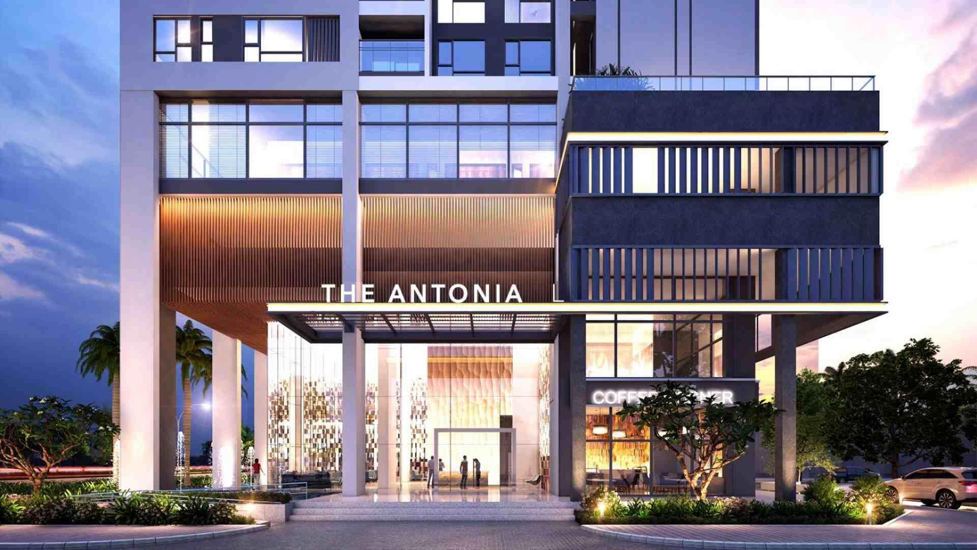 sảnh dự án The Antonia