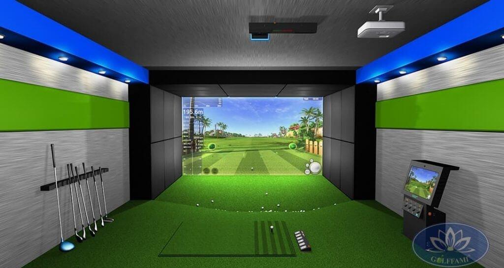 sân golf 3d cosmo city