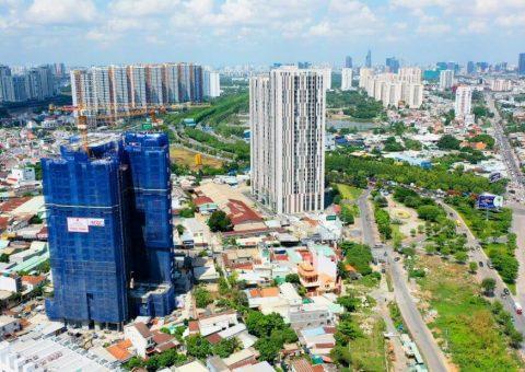 tiến độ căn hộ Precie quận 2